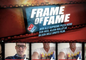 Domino's: Frame of Fame