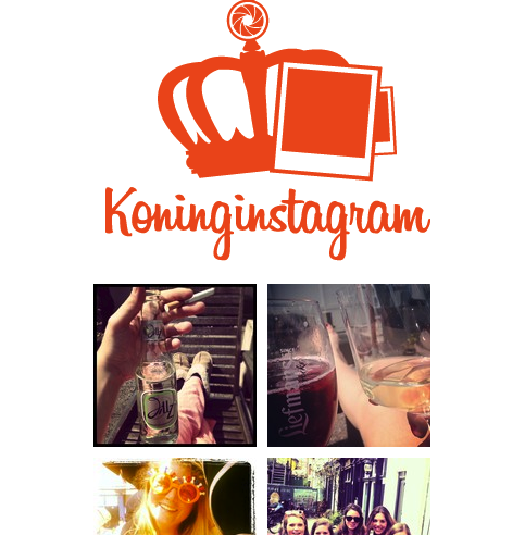 #Koninginstagram